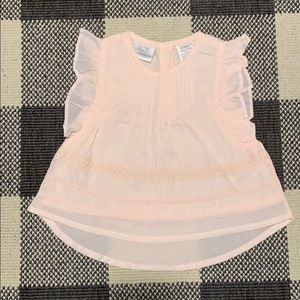 3 for $12: 6-9 month blouse